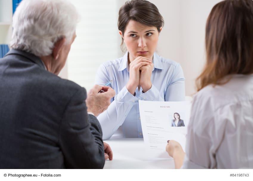 Bei der Rekrutierung von Führungskräften kommt es nicht allein auf die fachliche, sondern auch auf die soziale Kompetenz des Bewerbers an. (Foto: © Photographee.eu / Fotolia.com)