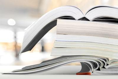 Individualisierte Kataloge und Books on demand sind typische Anwendungsfelder des digitalen Vollfarb-Hochleistungsdrucks (Foto: © BillionPhotos.com / Fotolia.com)