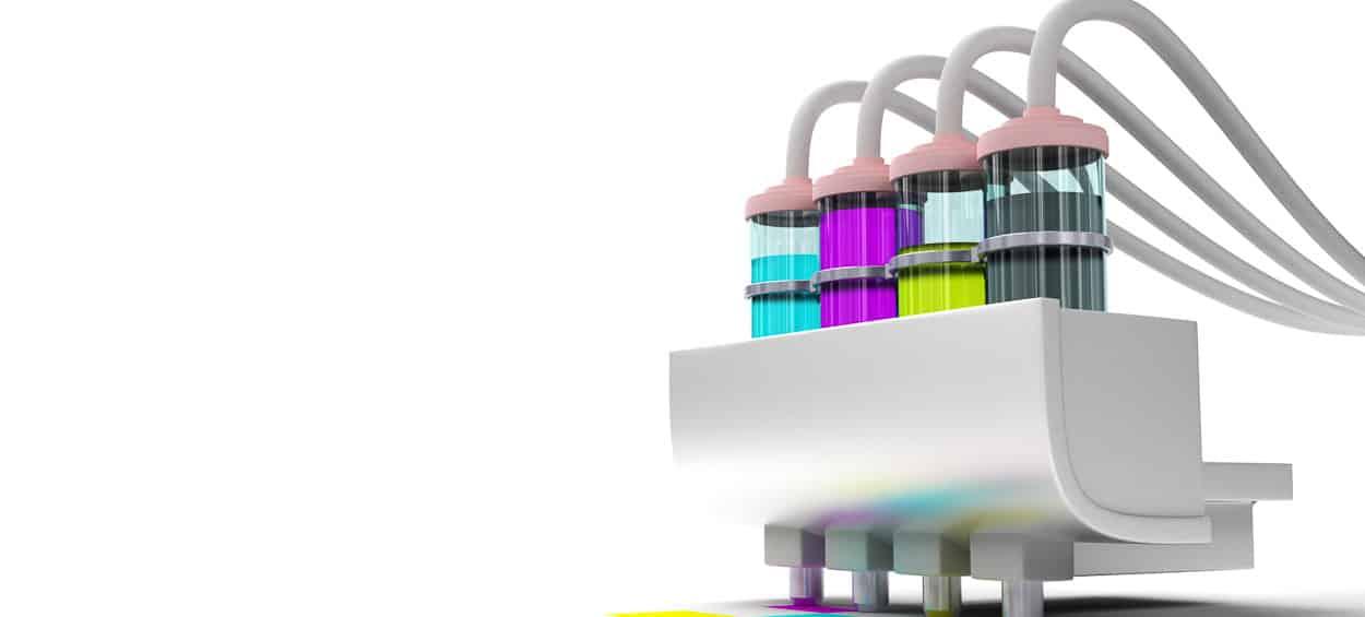 Vom Server direkt aufs Papier: Der Inkjet-Produktionsdruck setzt Maßstäbe bei der Vollfarb-Personalisierung. (Foto: © ilterriorm / Shutterstock.com)