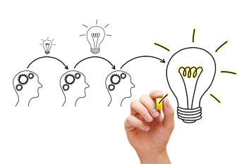 Unternehmen, die ihren Mitarbeitern Raum für Kreativität geben, haben einen Vorsprung im Wettbewerb. (Foto: © Ivelin Radkov / Shutterstock.com)
