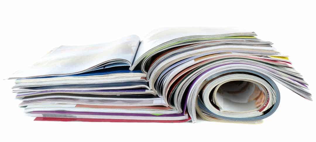 Magazine und Kataloge sind ideale Produkte für Print-Individualisierung – doch diese Option wird bislang kaum genutzt. (Foto: © Africa Studio / Shutterstock.com)
