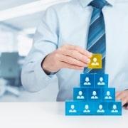 Mitarbeiter gehören zur Unternehmensbilanz