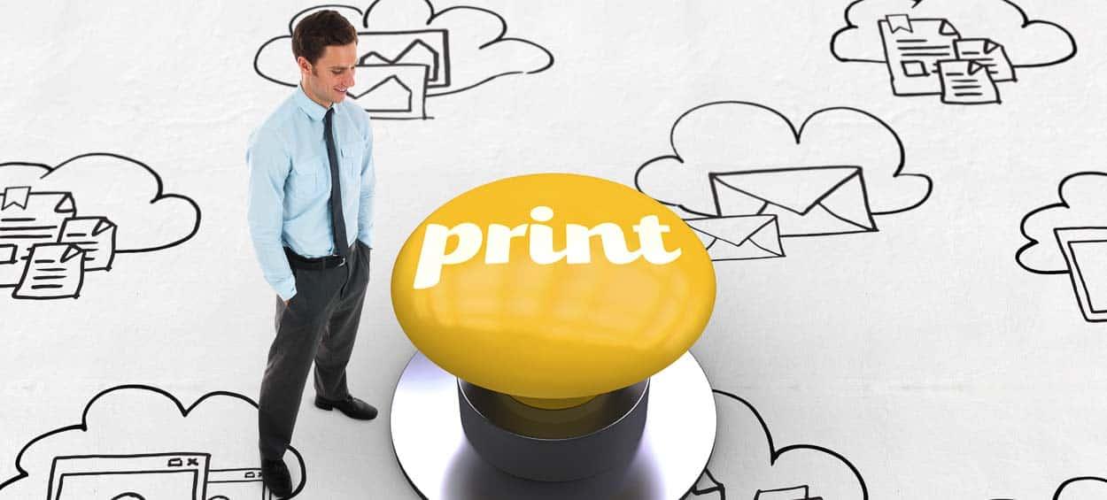 Vernetzter, kreativer, individueller – so sieht die Zukunft der Printkommunikation aus. (Foto: © wavebreakmedia / Shutterstock.com)