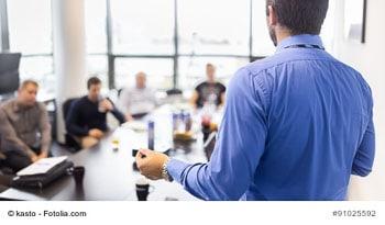 Eine offene Kommunikation zwischen Außen- und Innendienst ist die Basis für den Verkaufserfolg.